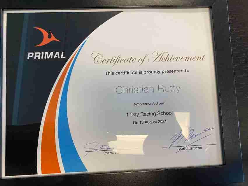 u- Primal-Racing-School-certificate-IMG_2964