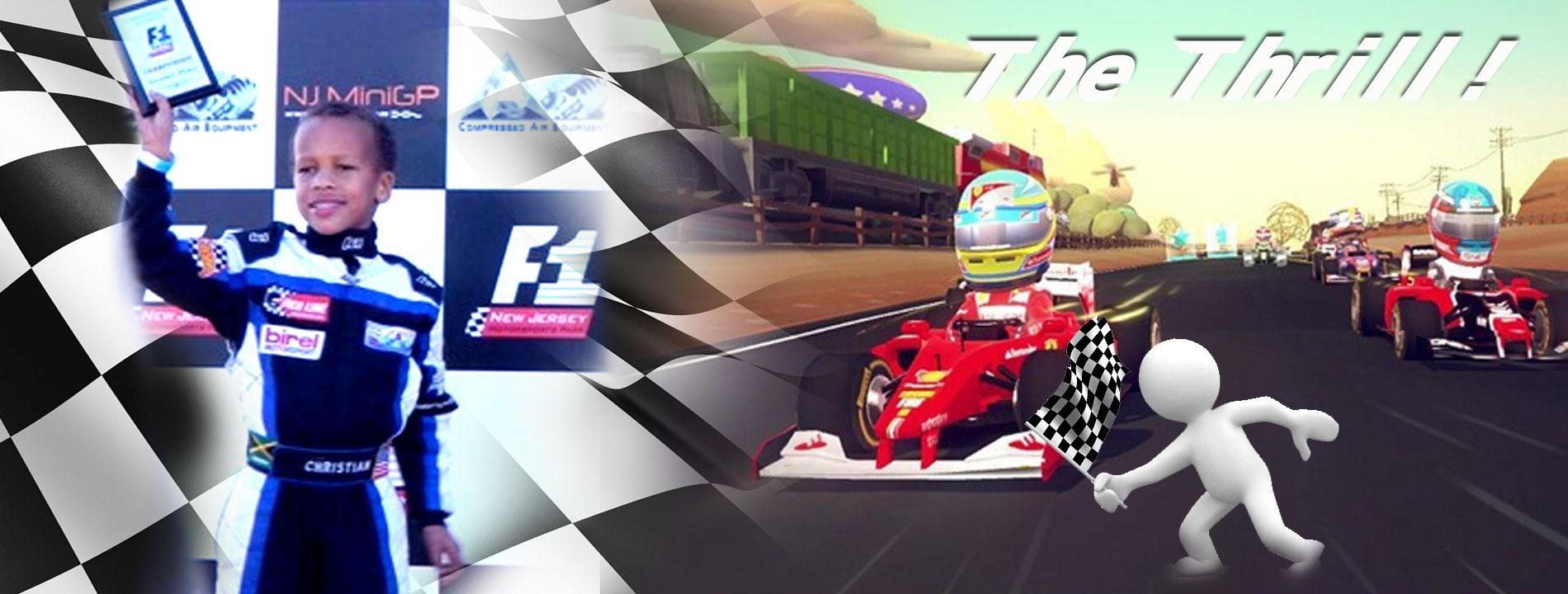 Christian's Racing Montage