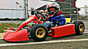 Christian's Racing Montage – 1st video (2011)