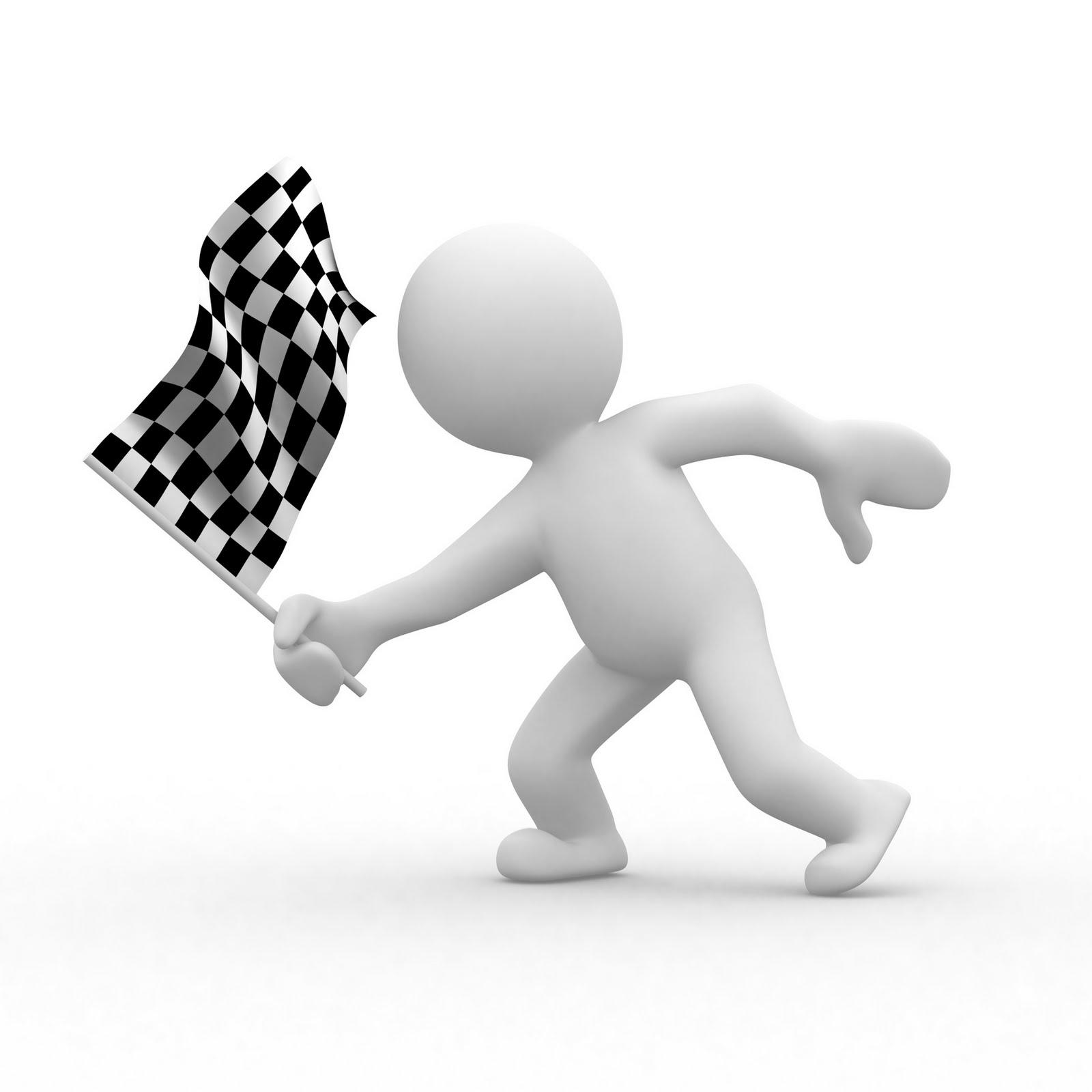 Decal checkered flag  Race Flag Icon