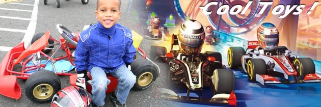Christian Kid Kart Racing
