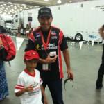 Tom - Sage Karam's team - Baltimore Grand Prix Sage Karan