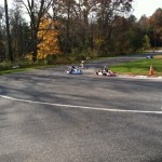 The 2013 kart racing season is coming to a close