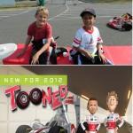 Pierce & Chistian a.k.a Jensen Button & Lewis Hamilton