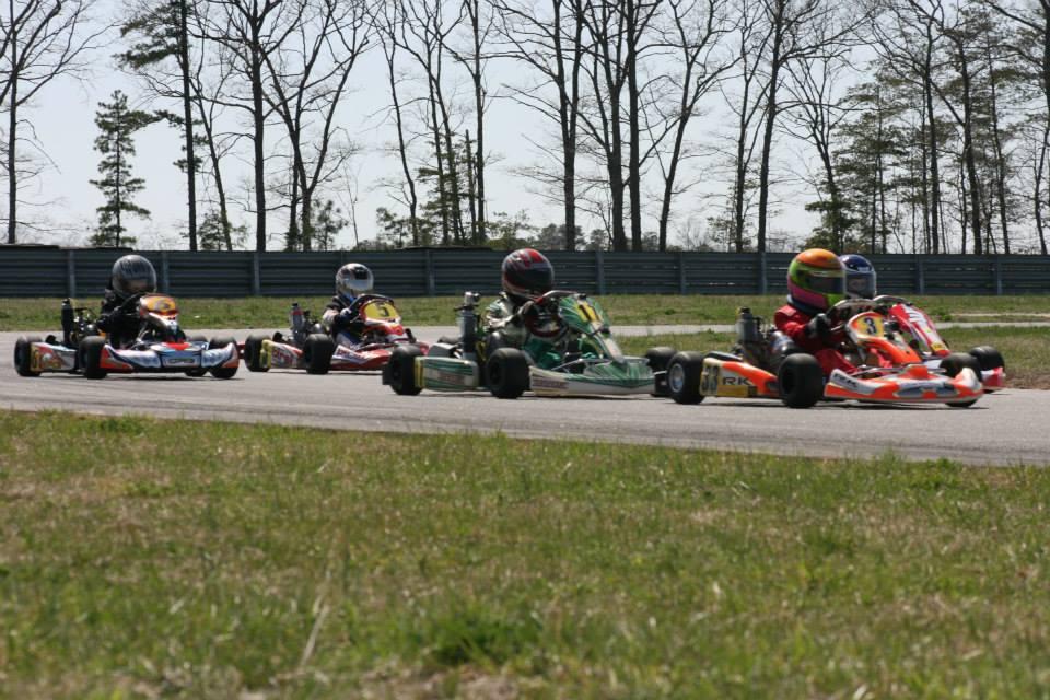 1st race 2014 NE Showdown