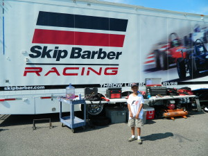 Skip Barber Summer Series Carter Fartuch DSCN7544