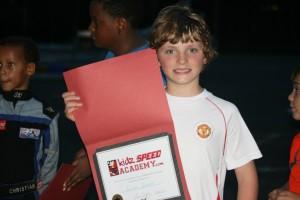 Academy Certificate Enzo