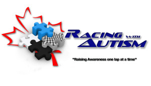 Racingwithautismslogani