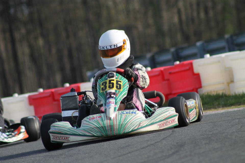 KidzSpeed January 2015 Driver of the Month – Jeremy Doll