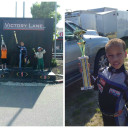 Inaugural race of the 2015 Mid-Atlantic Karting Championship