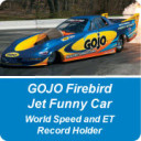 Interview:  Rich Hanna, Jet Funny Car Racer and World Speed & ET Record Holder