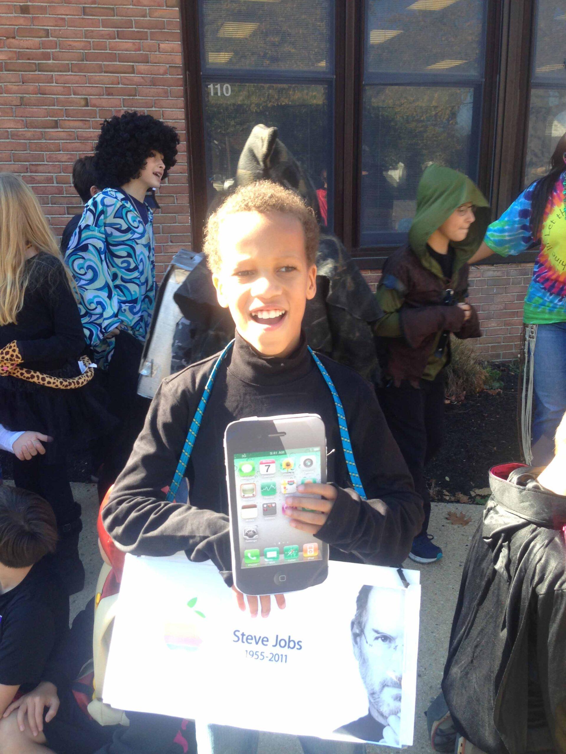 Steve Jobs Halloween
